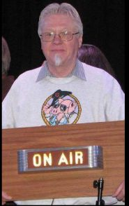 Santa Cruz lost a great newsman and radio personality , Don Husing